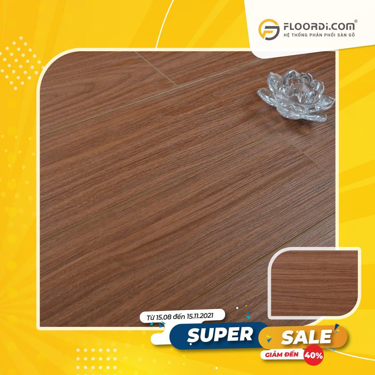 Sàn nhựa Amazfloor AM8307 American Cherry – 4mm