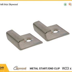 Ke sắt chốt bắt đầu và kết thúc Skywood M10