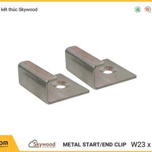 Ke sắt chốt bắt đầu và kết thúc Skywood M13