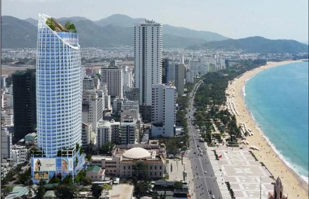 Công trình lắp đặt sàn gỗ Floorpan tại khách sạn 5 sao Panorama Nha Trang.