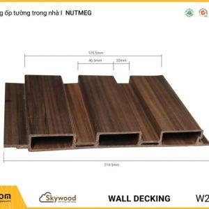 Lam sóng ốp tường, ốp trần trong nhà WD21520N