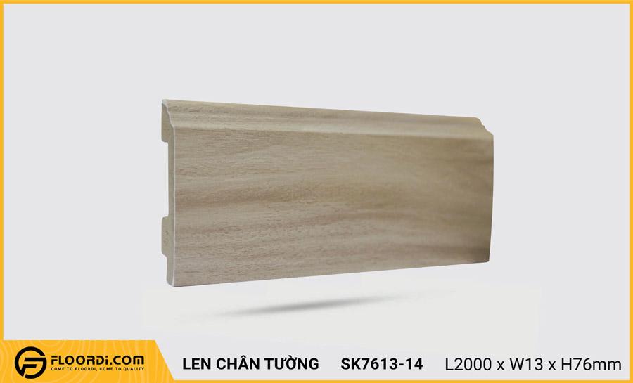 Len tường nhựa SK7613-14