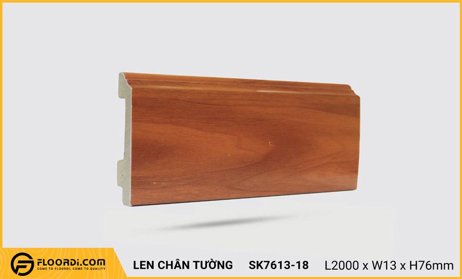 Len tường nhựa SK7613-18