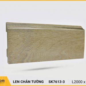 Len tường nhựa SK7613-3