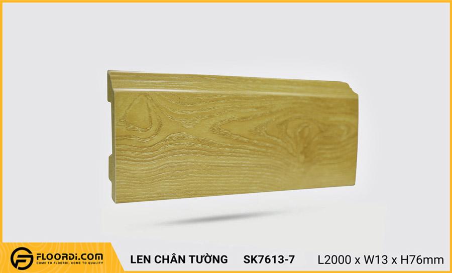 Len tường nhựa SK7613-7