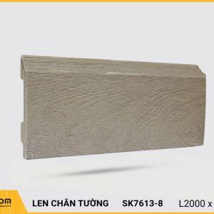 Len tường nhựa SK7613-8