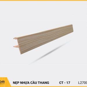 Nẹp nhựa cầu thang CT-17