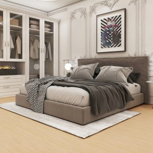 Phối cảnh sàn gỗ H1033