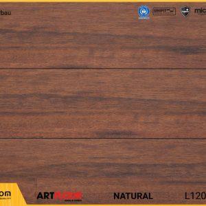 Sàn gỗ Artfloor AN003 - Jakarta Merbau - 10mm - AC5