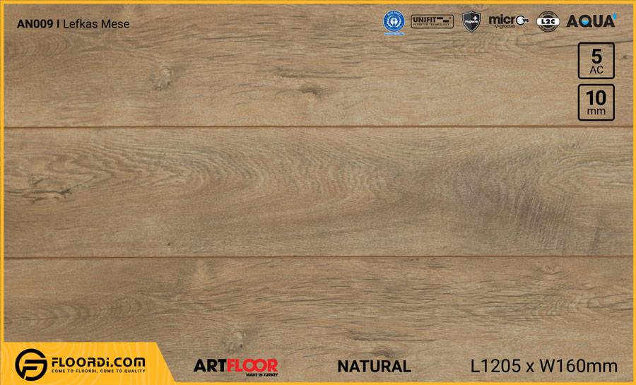 Sàn gỗ Artfloor AN009 – Lefkas Mese – 10mm – AC5