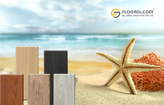 Sàn gỗ chống nước tốt nhất hiện nay thường được sản xuất tại Malaysia