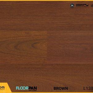 Sàn gỗ Floorpan FP964 Andiroba - 8mm - AC4