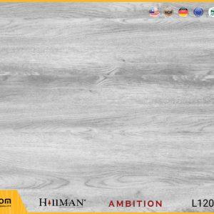 Sàn gỗ Hillman H1001 Sik Grey - 8mm - AC4
