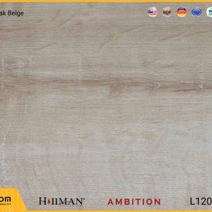 Sàn gỗ Hillman H1021 Scramento Oak Beige - 8mm - AC4