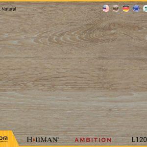 Sàn gỗ Hillman H1040 Toulose Oak Natural - 8mm - AC4