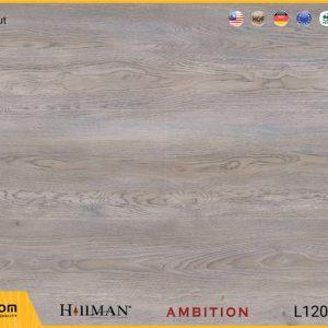 Sàn gỗ Hillman H1041 Smart Walnut - 8mm - AC4