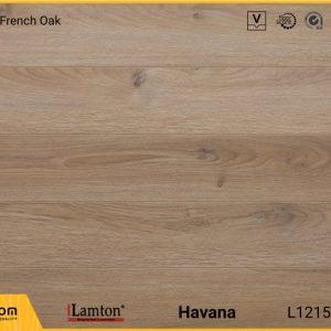 Sàn gỗ Lamton D3031 Sonoma French Oak - 12mm - AC3