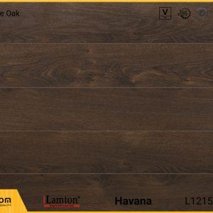 Sàn gỗ Lamton D3034 Chocolate Oak - 12mm - AC3