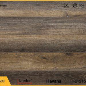 Sàn gỗ Lamton D3038 Pepper Brown - 12mm - AC3