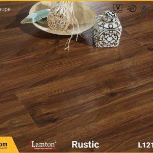 Sàn gỗ Lamton D8809 Walnut Taupe 8mm - AC3