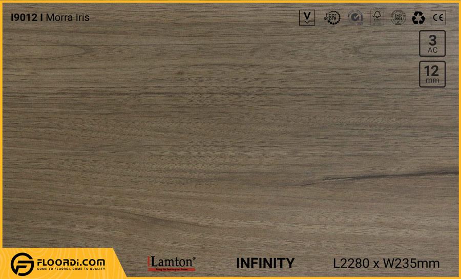 Sàn gỗ Lamton I9012 Morra Iris – 12mm – AC3