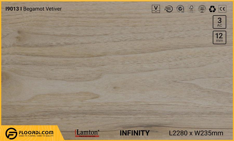Sàn gỗ Lamton I9013 Begamot Vetiver – 12mm – AC3