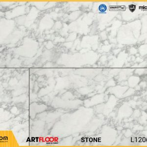 Sàn gỗ vân đá Artfloor FT011 Carrare - 10mm - AC5