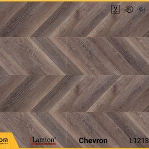 Sàn gỗ xương cá Lamton D3083 Avenue Chevron 12mm - AC3