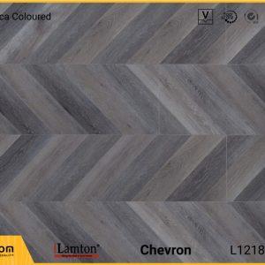 Sàn gỗ xương cá Lamton D3086 Salamanca Coloured Chevron - 12mm - AC3