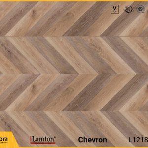 Sàn gỗ xương cá Lamton D3088 Lauzes Chevron 12mm - AC3