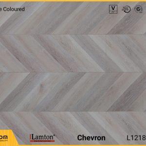 Sàn gỗ xương cá Lamton D3089 Lausanne Coloured Chevron 12mm - AC3