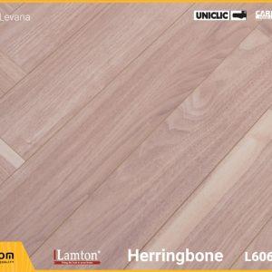 Sàn gỗ xương cá Lamton D8260HR Cobb Levana - 12mm - AC3