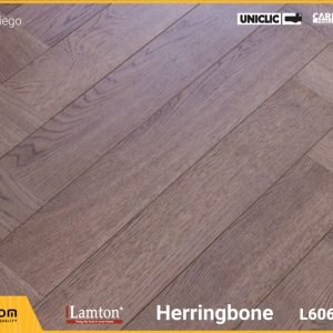 Sàn gỗ xương cá Lamton D8280HR San Diego - 12mm - AC3