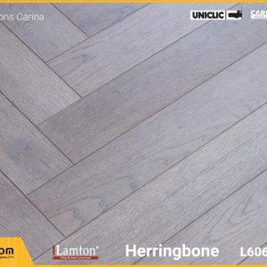 Sàn gỗ xương cá Lamton D8290HR Solutions Carina - 12mm - AC3