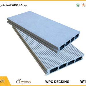 Sàn ngoài trời WPC Skywood Gray - DK14025G