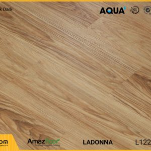 Sàn nhựa Amazfloor AM8404 Ladonna Frenck Oak Dark - 4mm