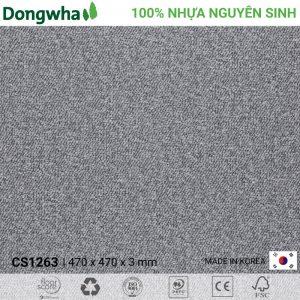 Sàn nhựa Dongwha CS1263 Carpet - 3mm