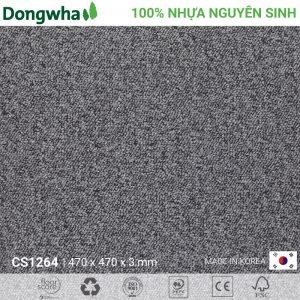 Sàn nhựa Dongwha CS1264 Carpet - 3mm