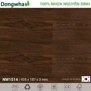 Sàn nhựa Dongwha NW1514 Natural Wood - 3mm