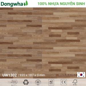 Sàn nhựa Dongwha UW1302 Unique Wood - 3mm
