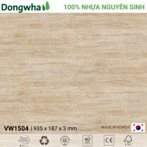 Sàn nhựa Dongwha VW1504 Vintage Wood - 3mm