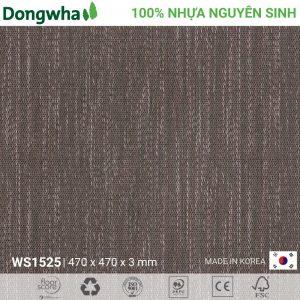 Sàn nhựa Dongwha WS1525 Woven - 3mm