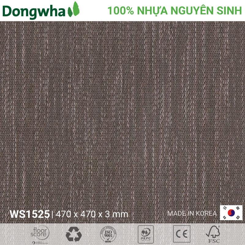 Sàn nhựa Dongwha WS1525 Woven – 3mm