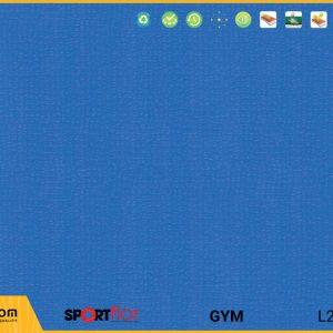 Sàn phòng gym PVC - DFR-3007