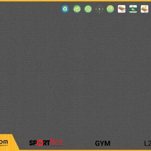 Sàn phòng gym PVC - DFR-3015