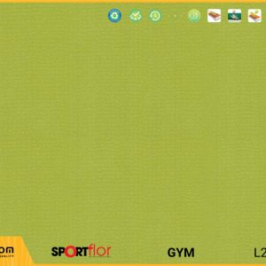 Sàn phòng gym PVC - DFR-3016