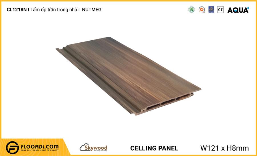 Tấm ốp tường – Ốp trần trong nhà CI121N