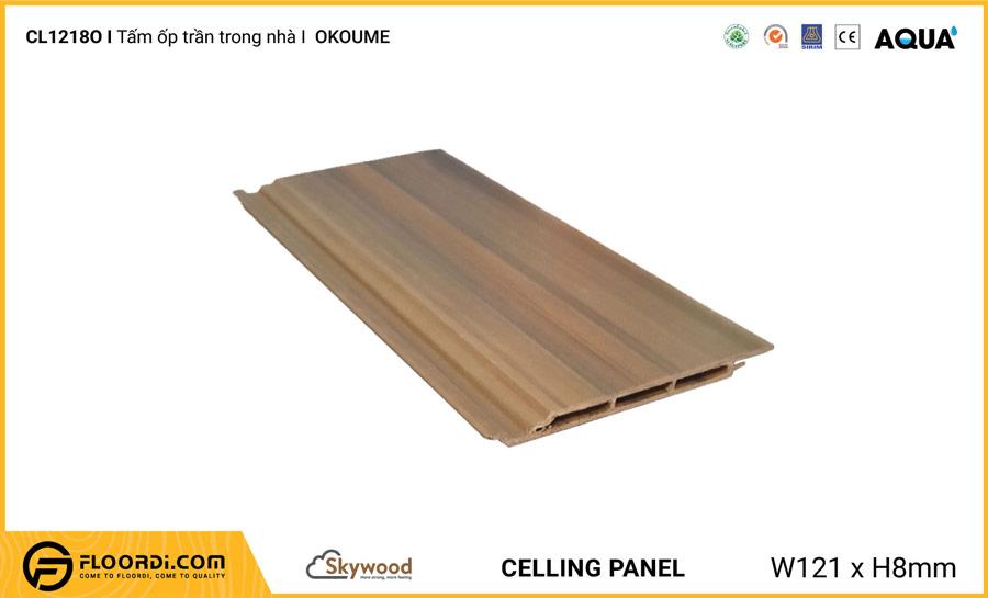 Tấm ốp tường – Ốp trần trong nhà CI121O