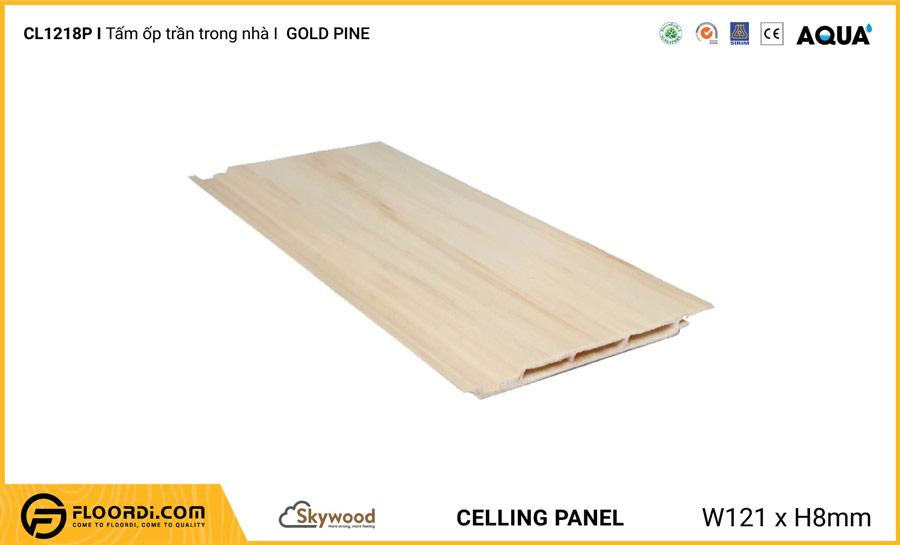 Tấm ốp tường – Ốp trần trong nhà CI121P