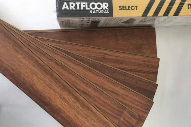 Ván sàn Artfloor phù hợp cho ốp lát trang trí